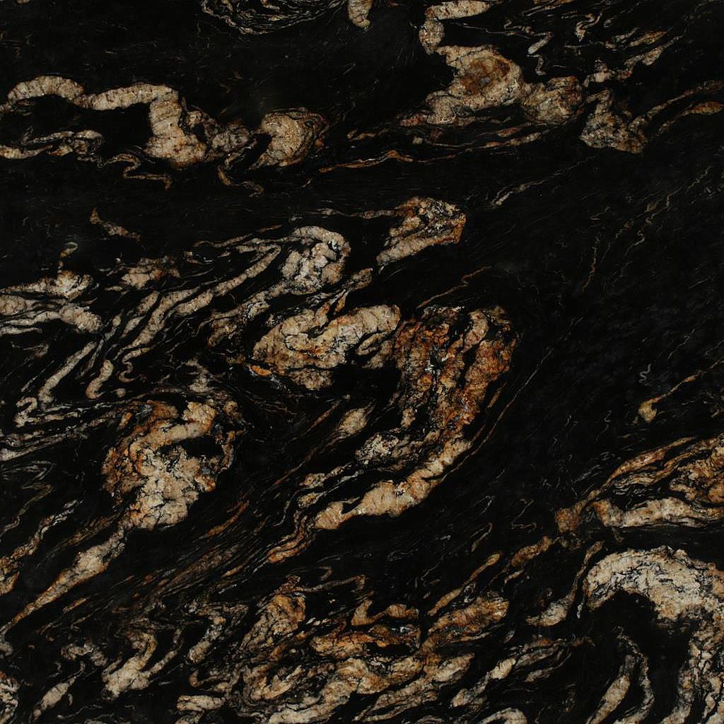 Black Cosmic Granite Slabs