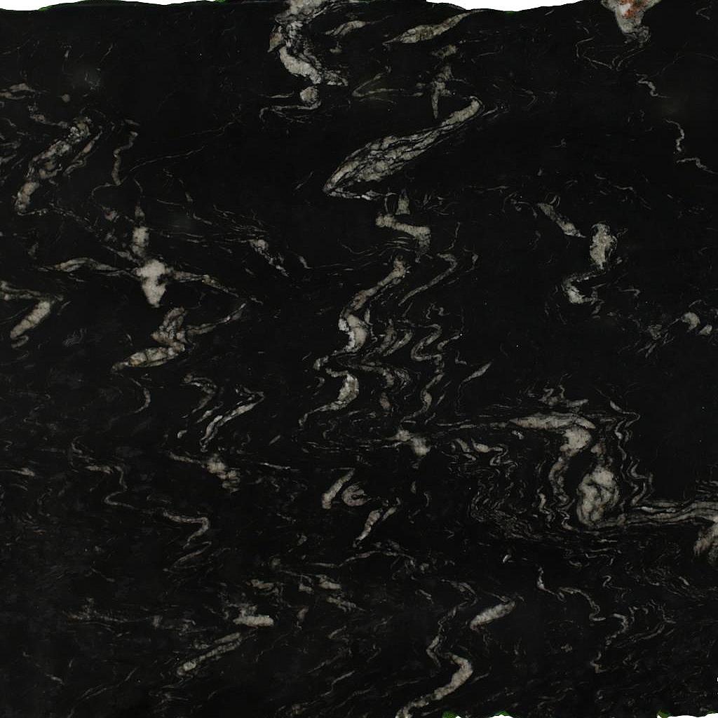 Black Titanium Granite Slabs